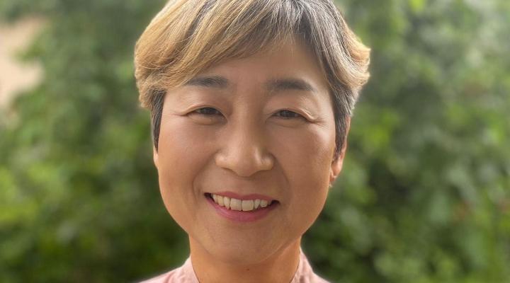 Hyesook Jeon, Relationship Manager, Eurogiro